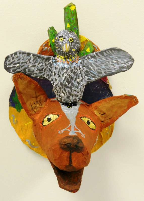 Paper Mache Taxidermy Visual Arts At A A E With H L